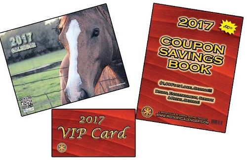 2017 Community Calendar/Coupon Book